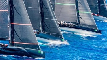 Maxi Yacht Rolex Cup – Day 2 – 6th September