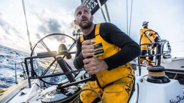 Ian Walker – International Yachtsman Volvo Ocean Race