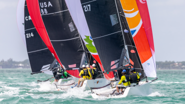 2019 Melges 20 World League