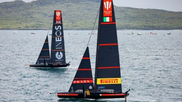 PRADA Cup Race Weekend Highlights