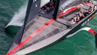 PRADA Cup Day 2 | Full Race Replay | Round Robins