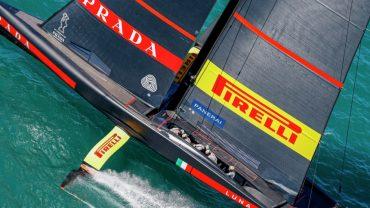 PRADA Cup Semi-Final Race 3